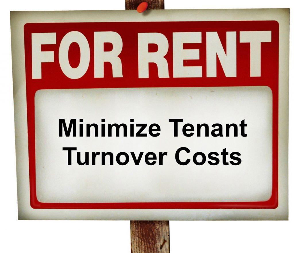 minimize turnover